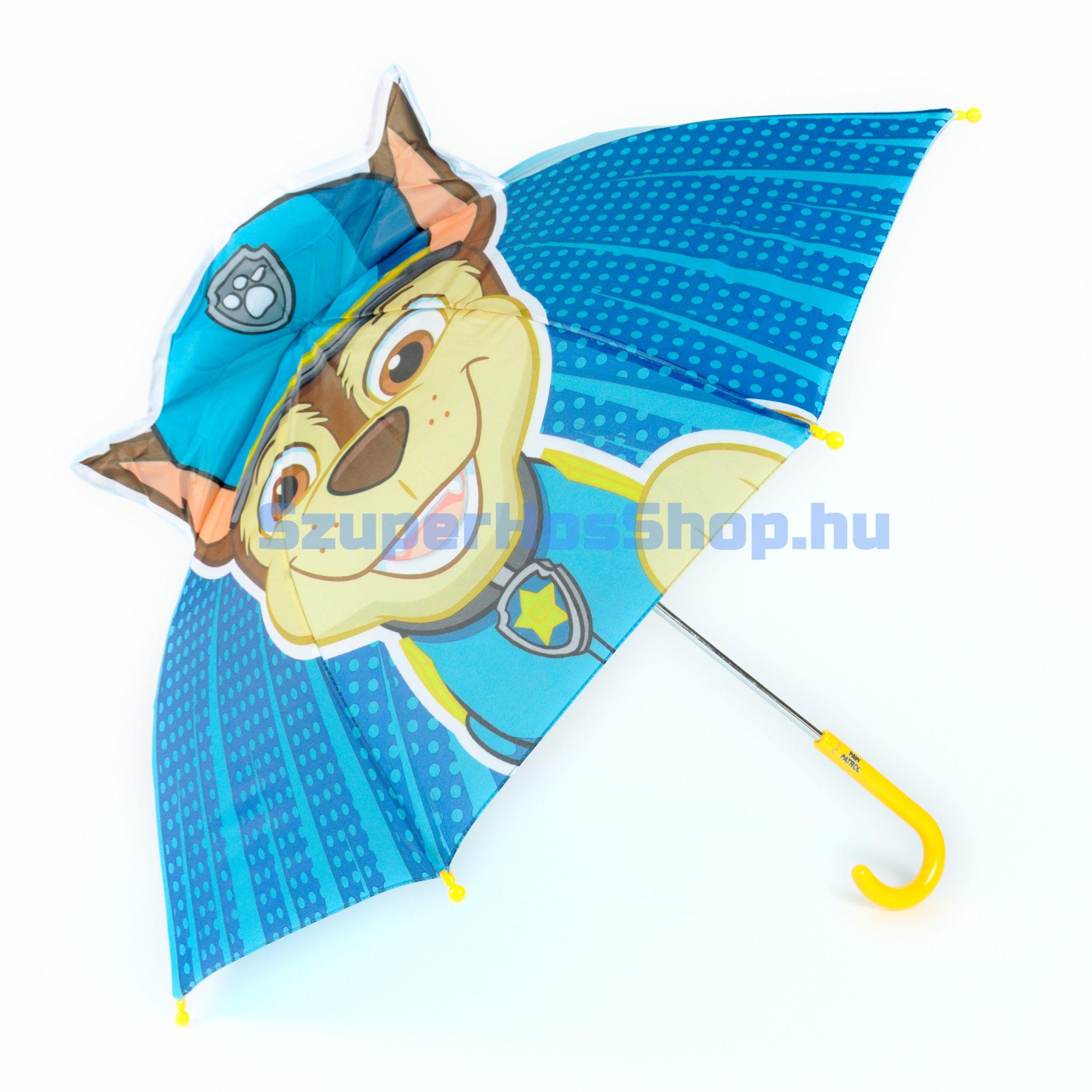 Mancs őrjárat füles esernyő (Paw Patrol)