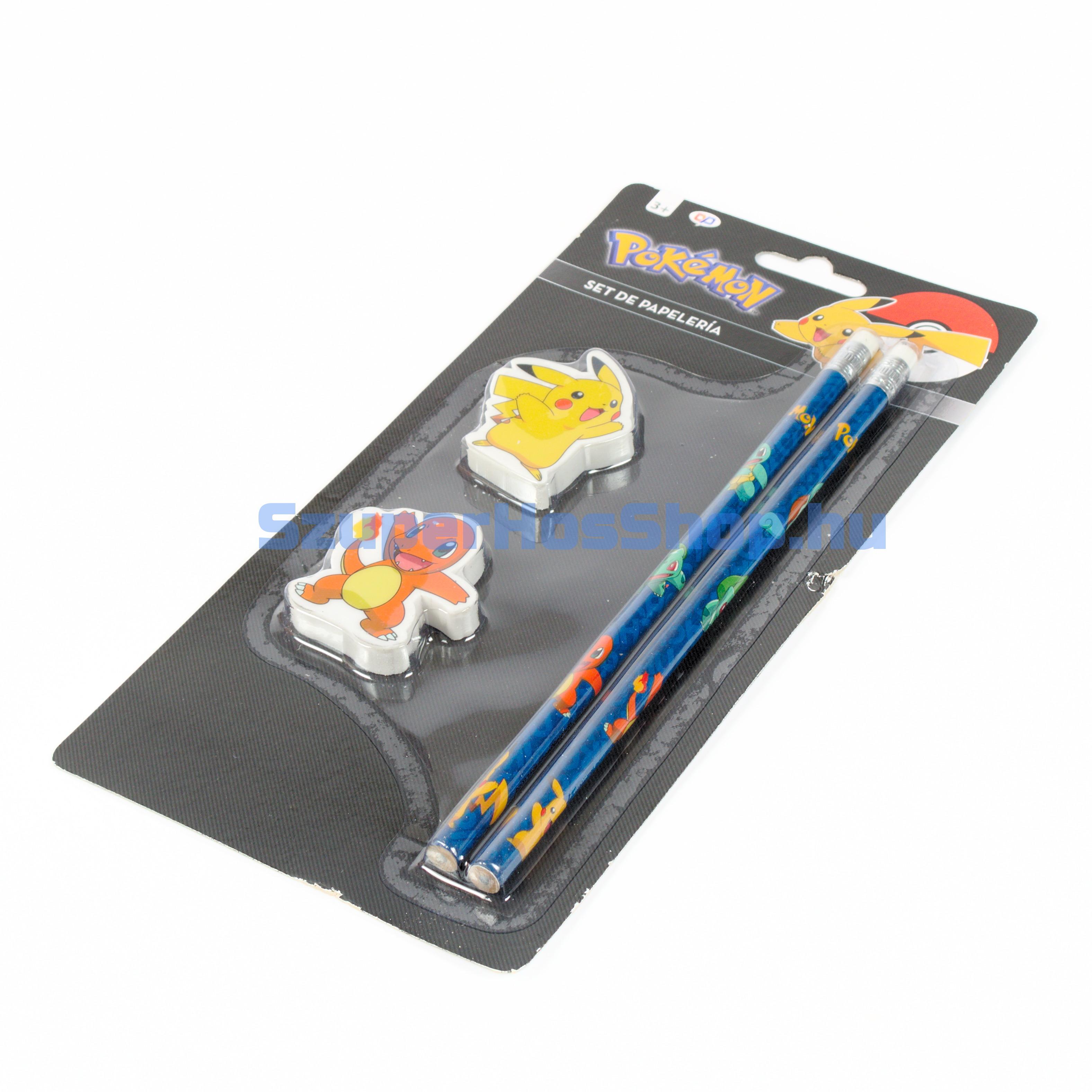 Pokémon ceruza készlet (Pokemon)