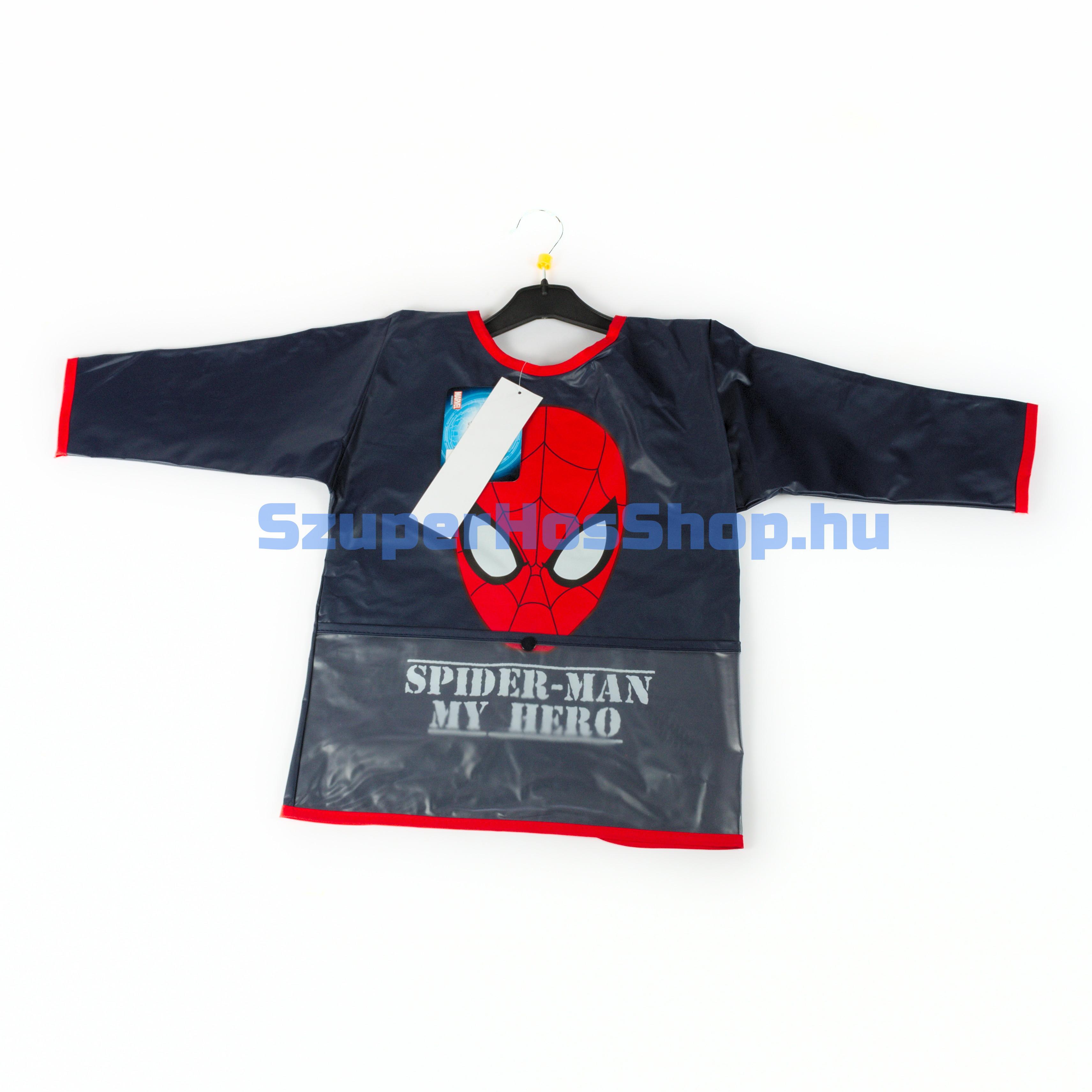 Pókember festőkötény (Spiderman)
