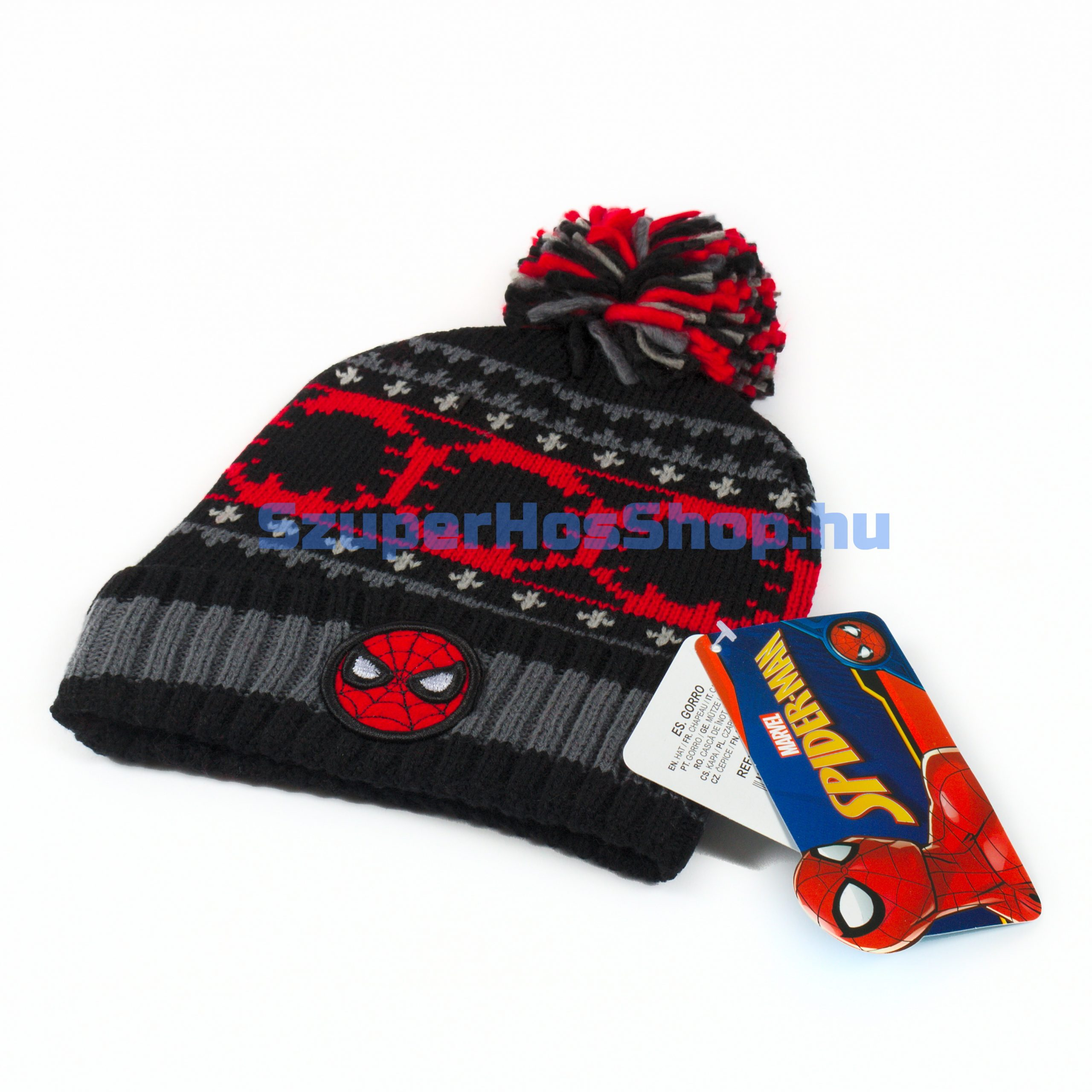 Pókember sapka (Spiderman)