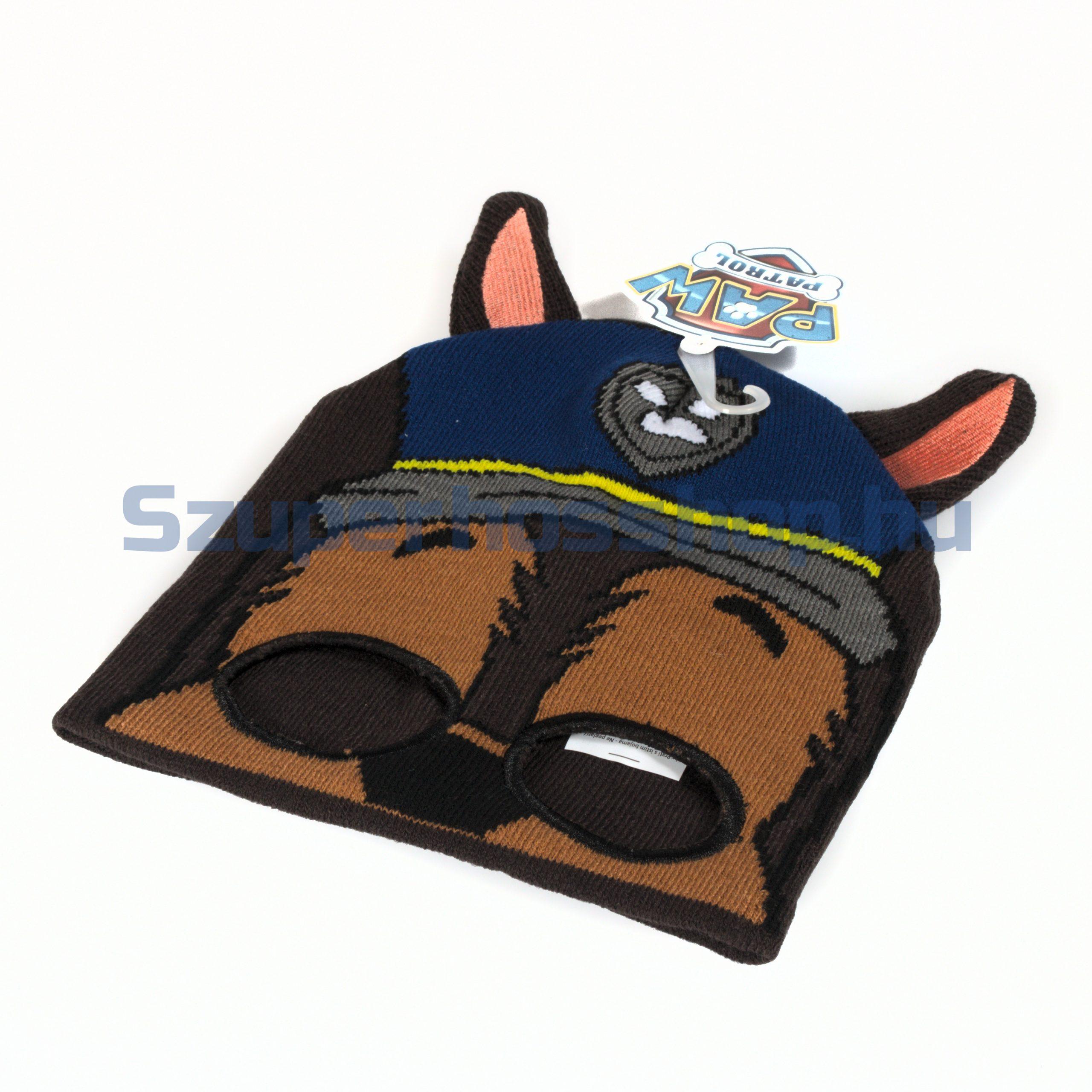 Mancs őrjárat sapka-maszk (Paw Patrol)