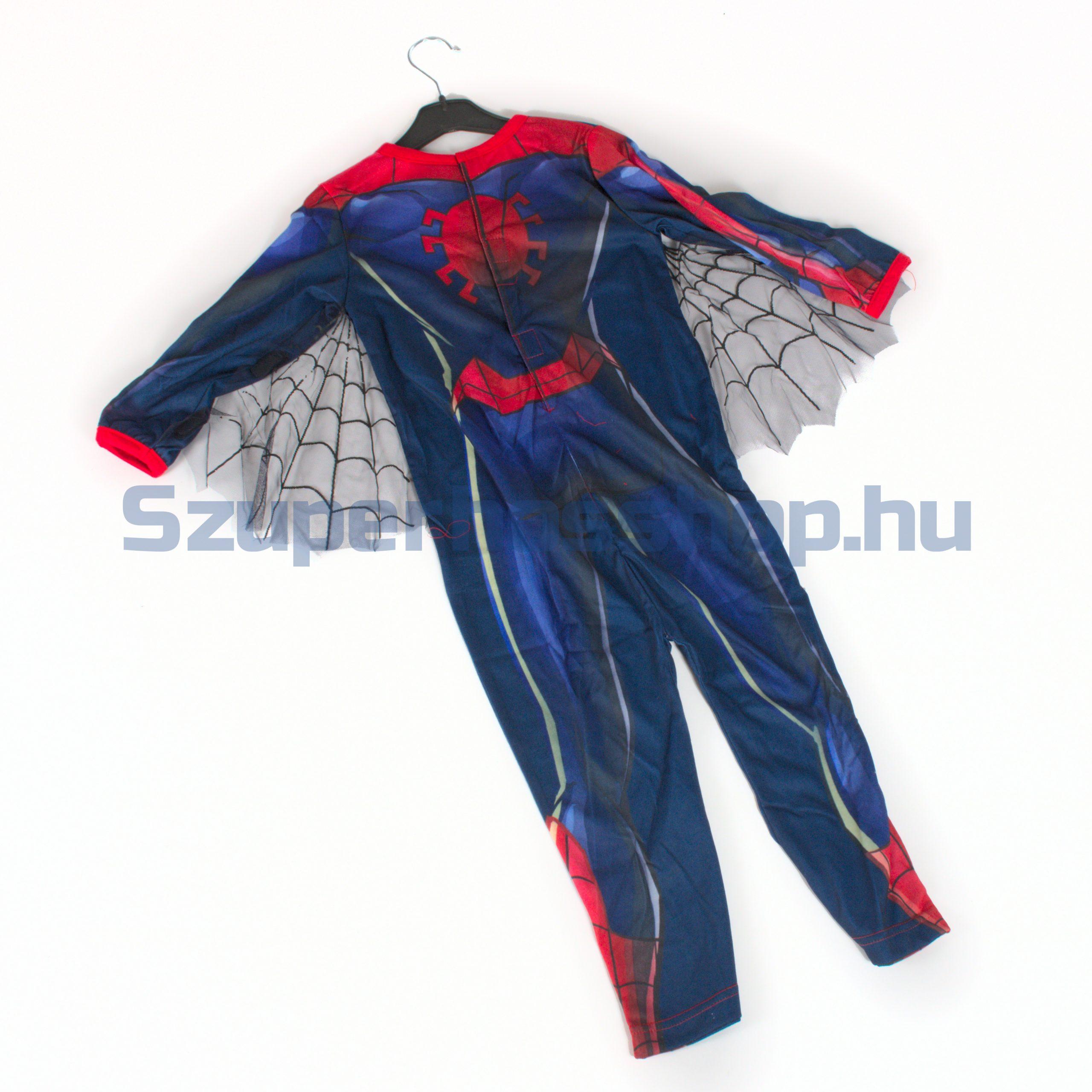Pókember jelmez (Spiderman)