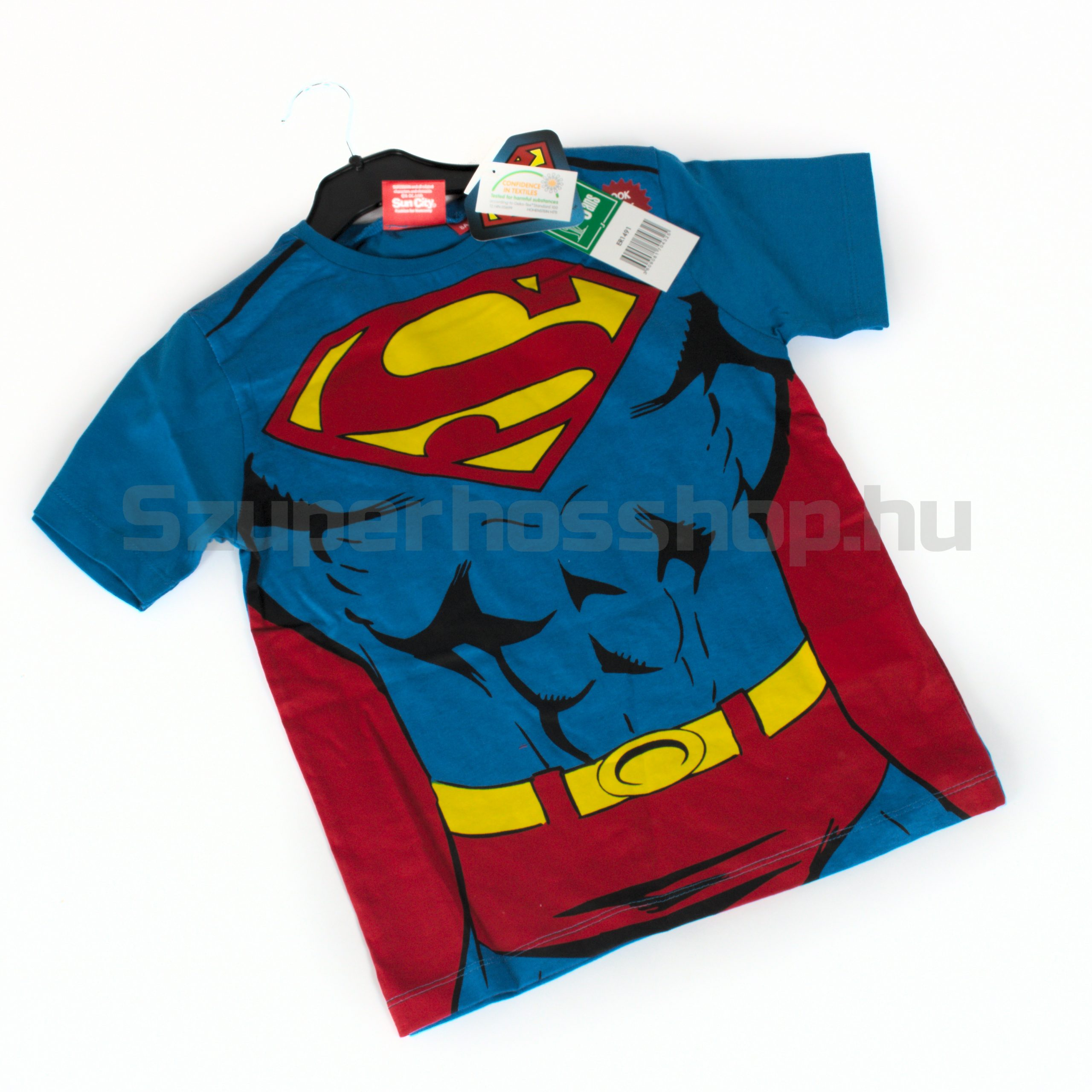 Superman rövidujjú póló